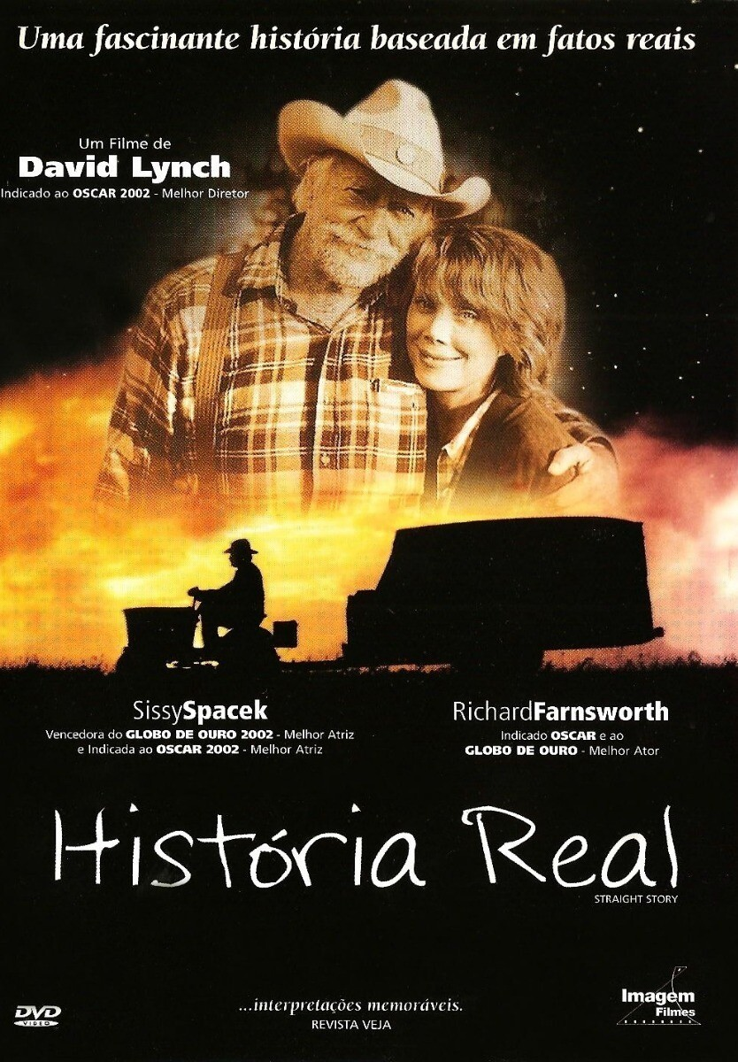 HISTORIA REAL - DVD