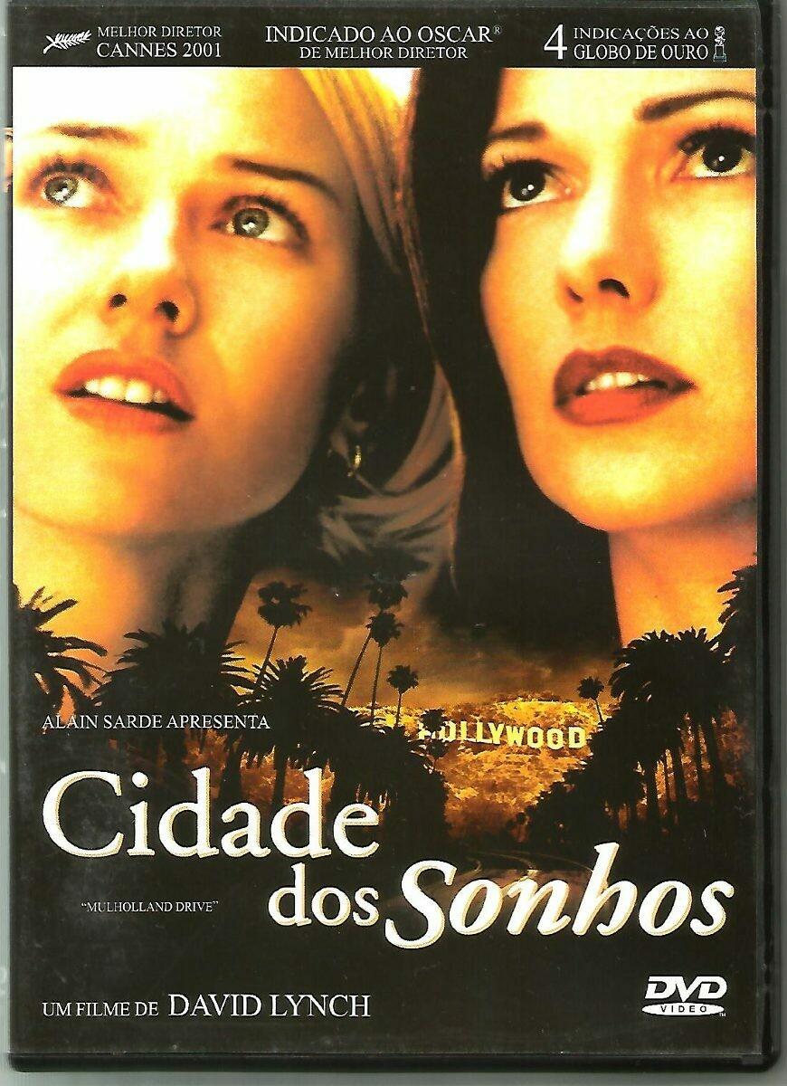 CIDADE DOS SONHOS - DVD