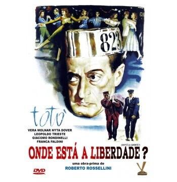 ONDE ESTA A LIBERDADE - DVD