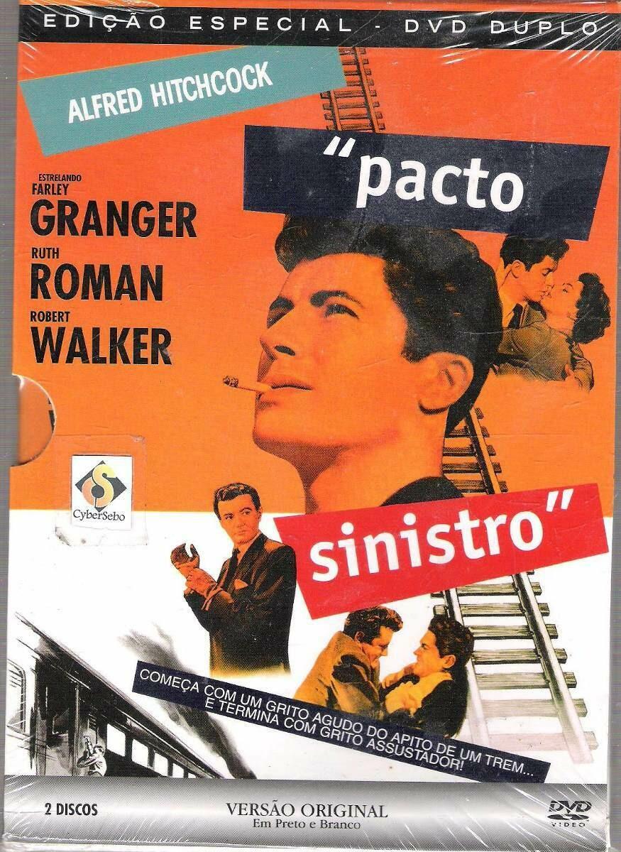 PACTO SINISTRO - DVD DUPLO