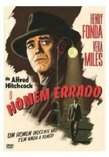 O HOMEM ERRADO - DVD