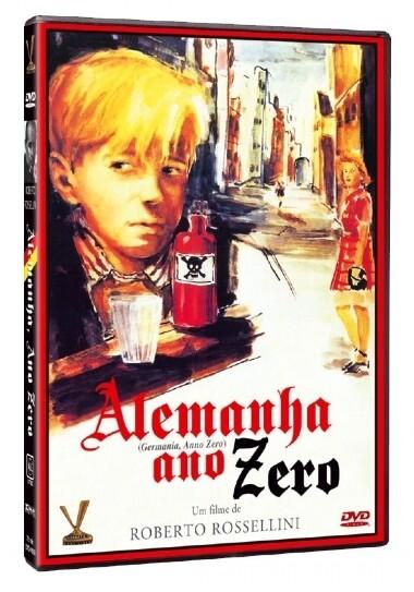 ALEMANHA ANO ZERO - DVD