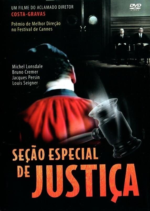 SECAO ESPECIAL DE JUSTICA - DVD