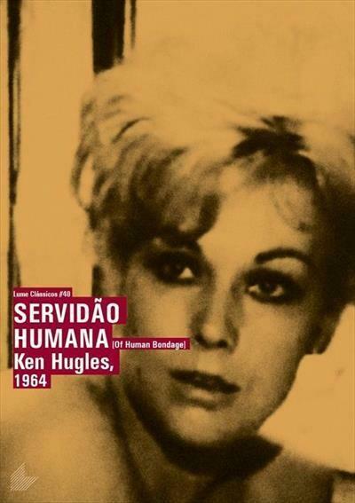 SERVIDAO HUMANA - DVD (Ultimas unidades)
