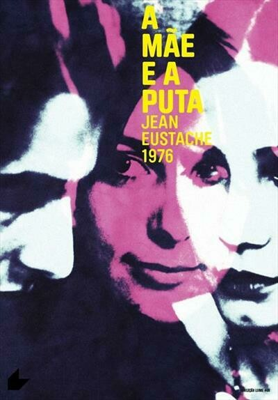 A MAE E A PUTA - DVD (Ultimas unidades)