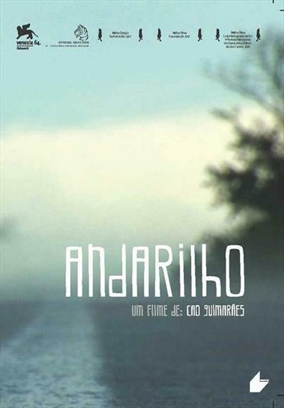 ANDARILHO - DVD