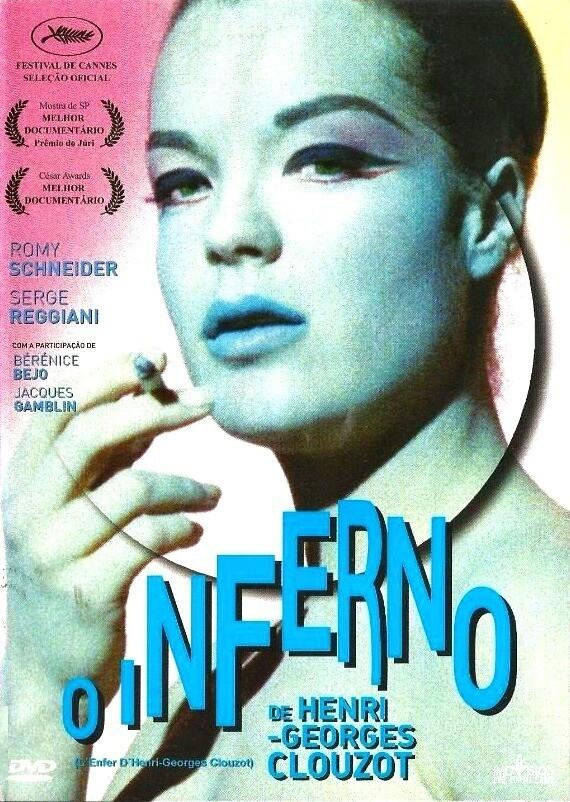 O INFERNO - DVD