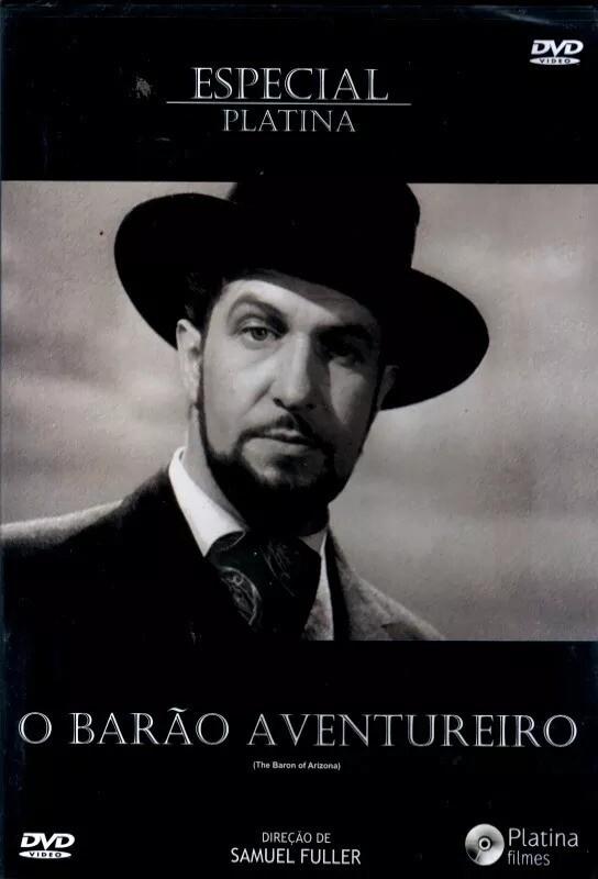 O BARAO AVENTUREIRO - DVD