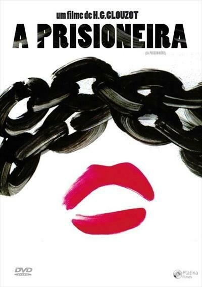 A PRISIONEIRA - DVD