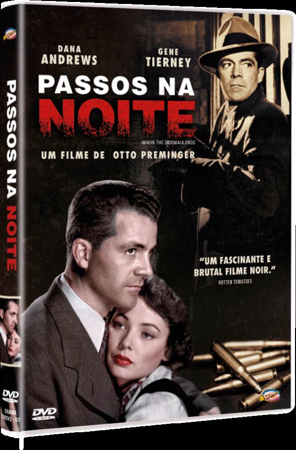 PASSOS NA NOITE - DVD