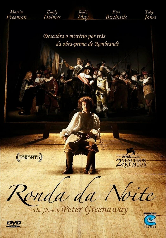 RONDA DA NOITE - DVD