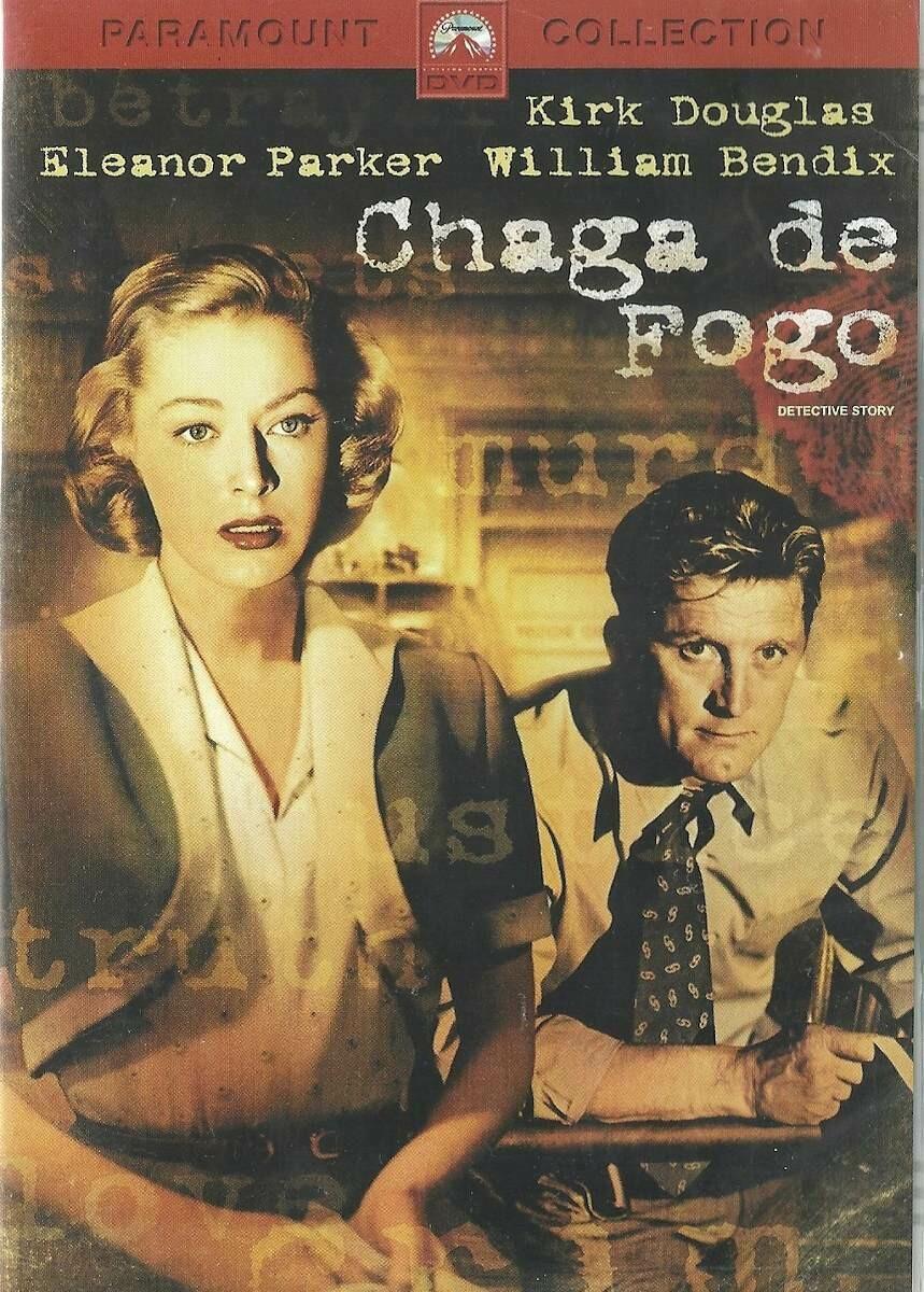 CHAGAS DE FOGO - DVD