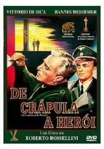 DE CRAPULA A HEROI - DVD