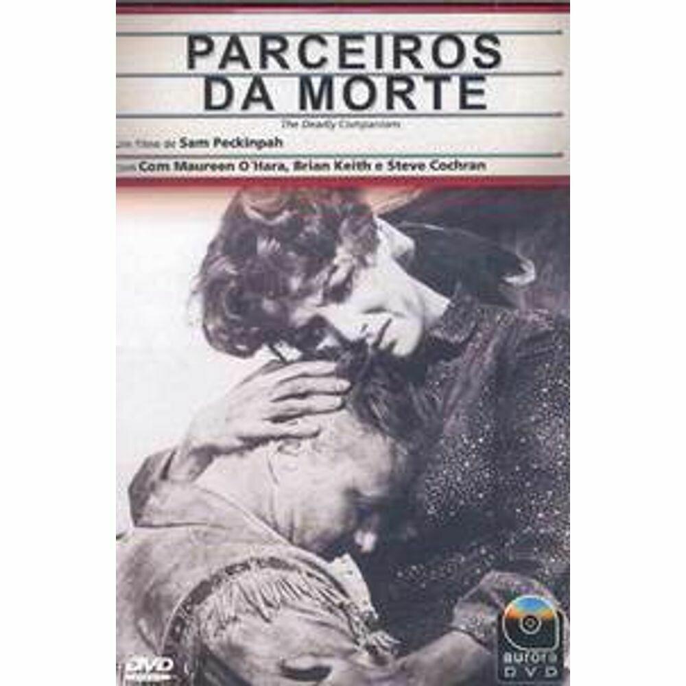 PARCEIROS DA MORTE - DVD