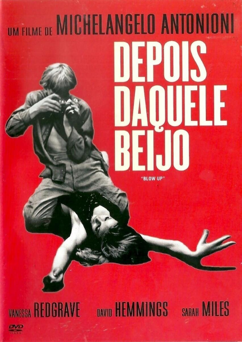 DEPOIS DAQUELE BEIJO - DVD
