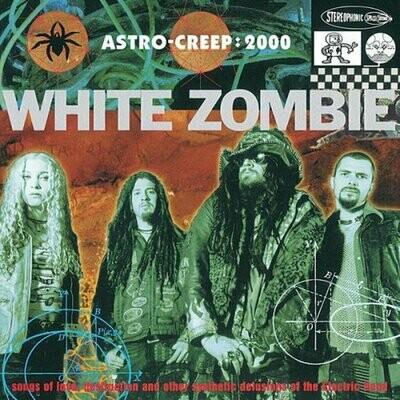 WHITE ZOMBIE - ASTRO CREEP: 2000 - CD