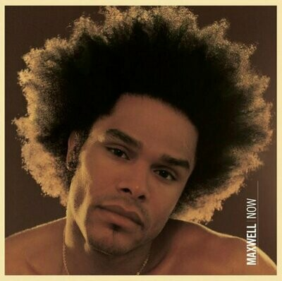 MAXWELL - NOW - CD