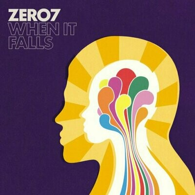 ZERO 7 - WHEN IT FALLS - CD