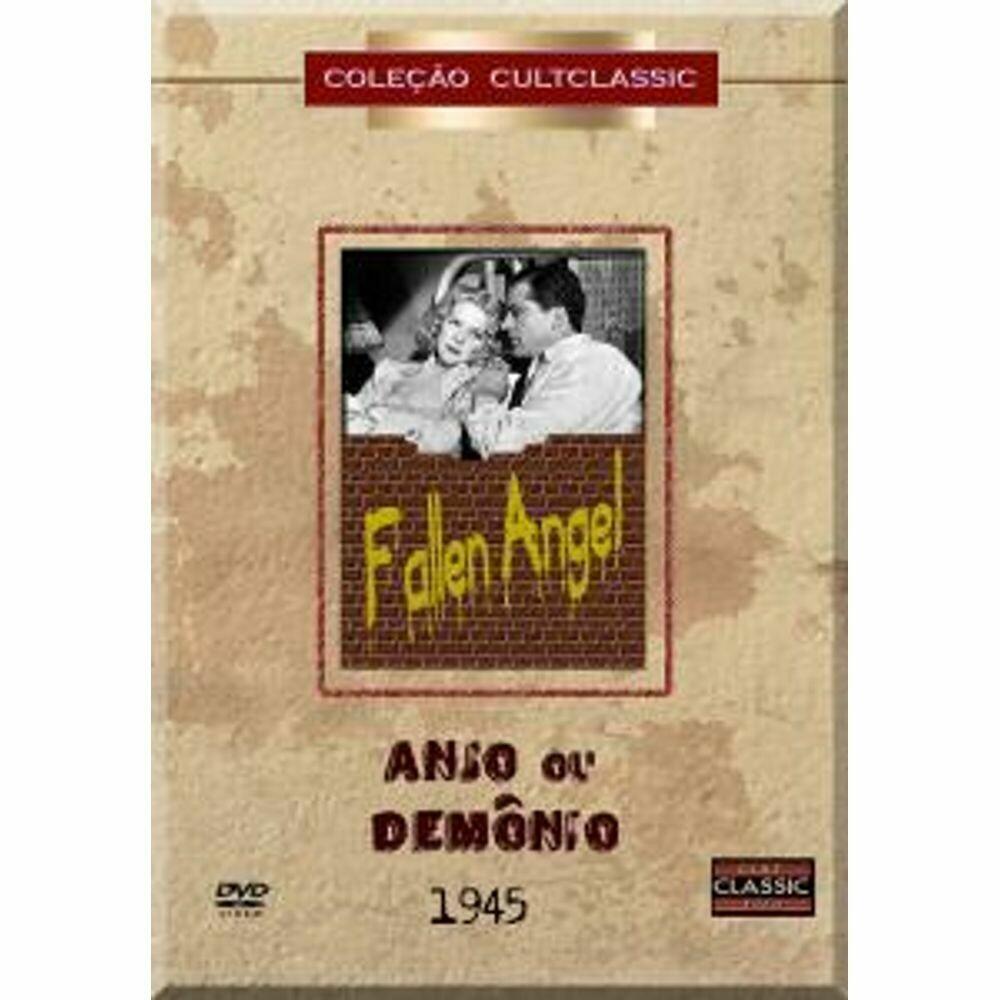 ANJO OU DEMONIO - DVD