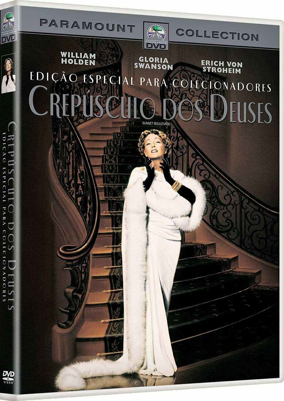 CREPUSCULO DOS DEUSES - DVD