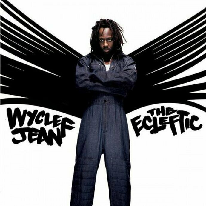 WYCLEF JEAN - THE ECLEFTIC - CD