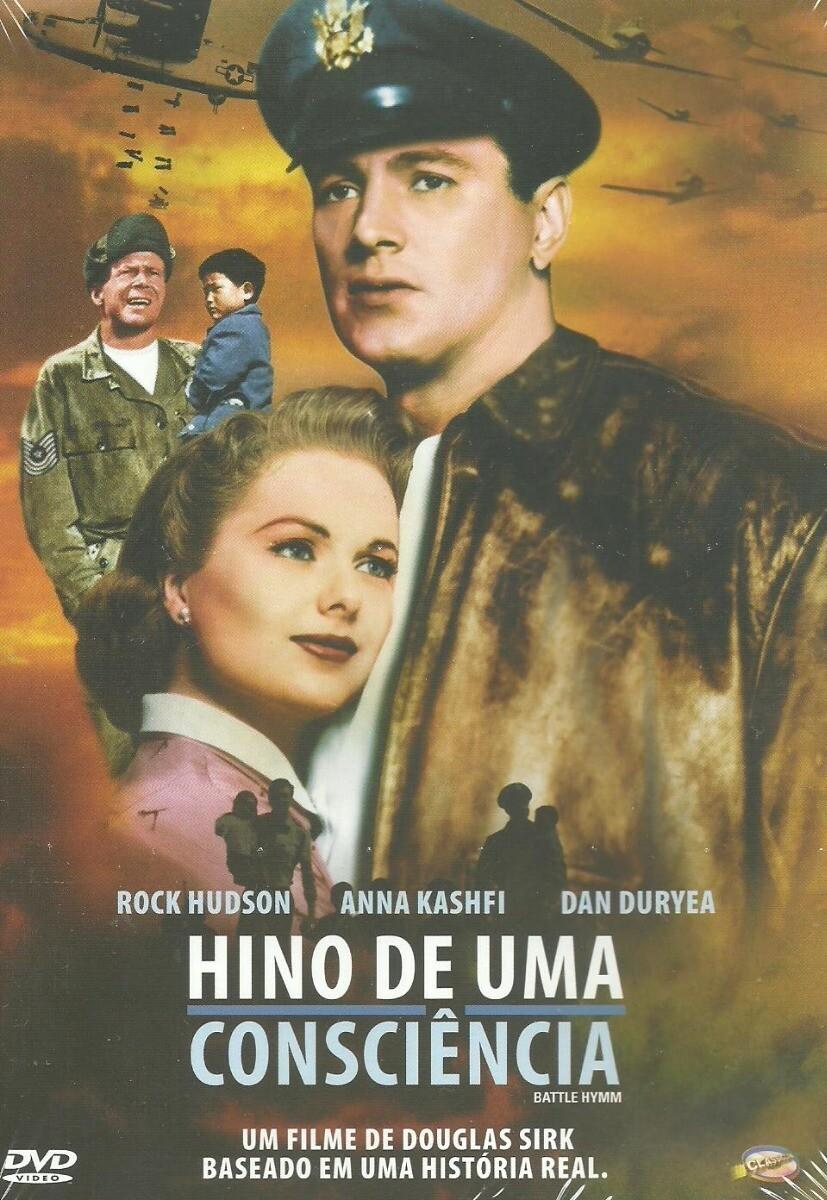 HINO DE UMA CONSCIENCIA - DVD
