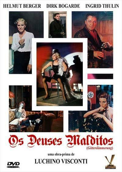 OS DEUSES MALDITOS - DVD