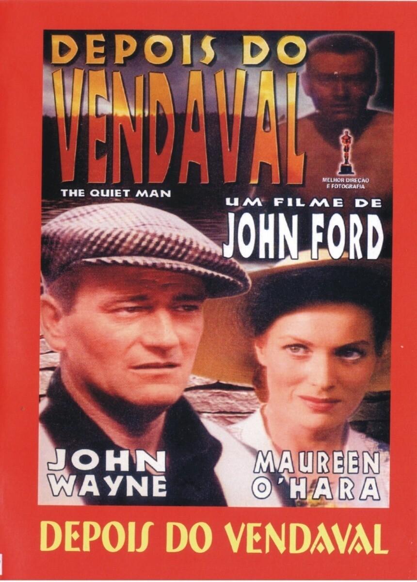 DEPOIS DO VENDAVAL - DVD