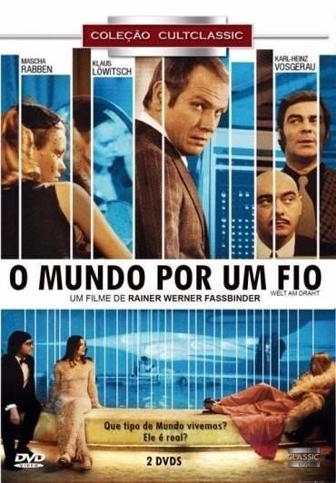 O MUNDO POR UM FIO - DVD