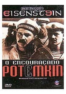 O ENCOURACADO POTEMKIN - DVD