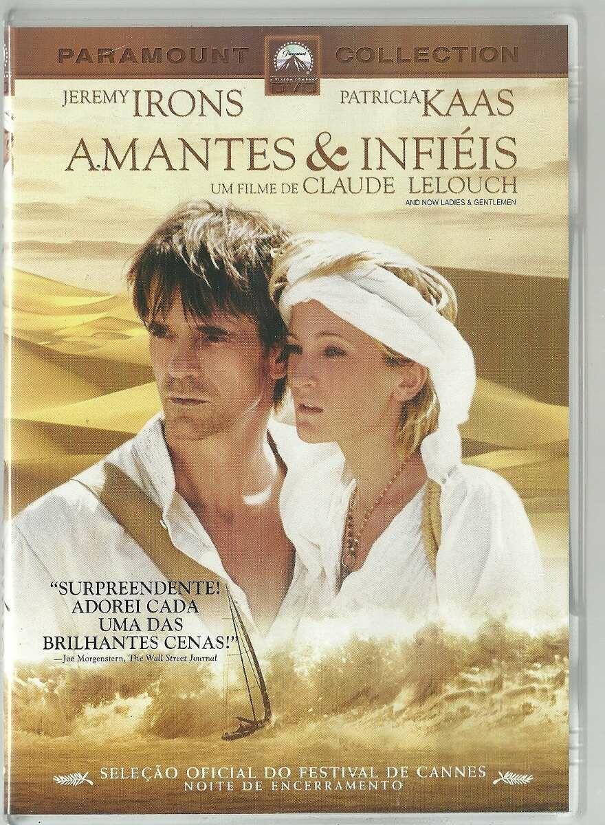 AMANTES E INFIEIS - DVD