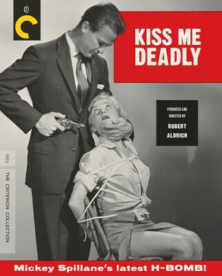 KISS ME DEADLY - BLURAY