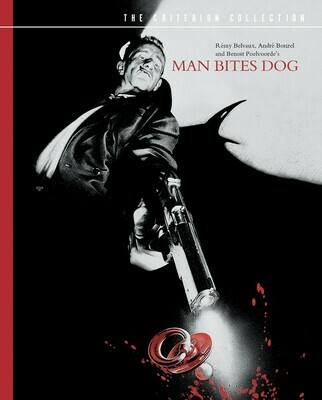 MAN BITES DOG - DVD
