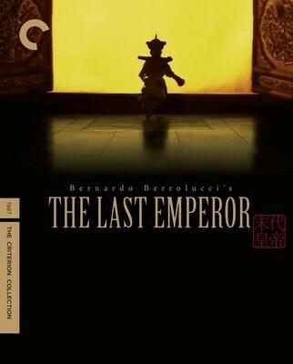 THE LAST EMPEROR - BLURAY