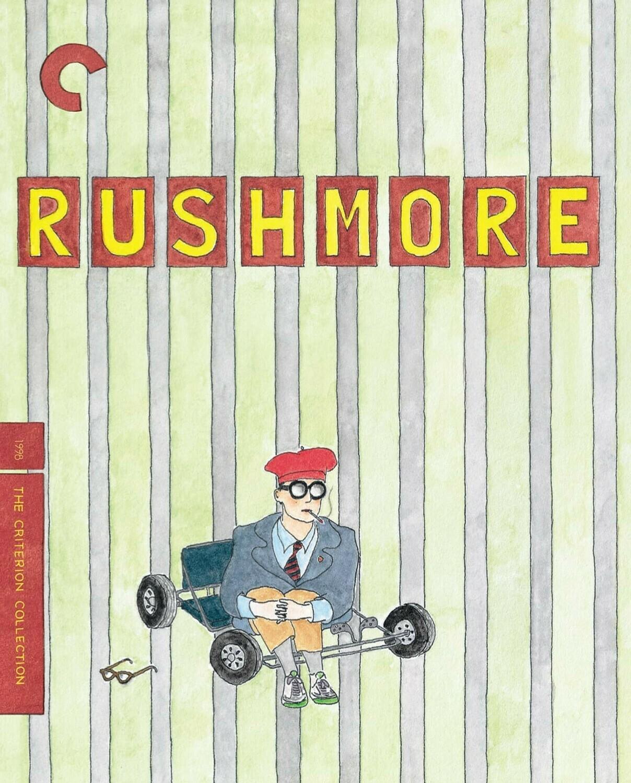 RUSHMORE - BLURAY