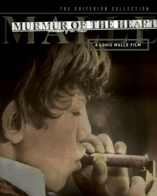 MURMUR OF THE HEART - DVD
