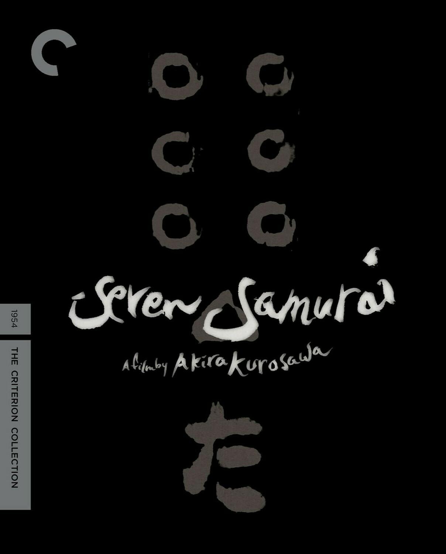 SEVEN SAMURAI - BLURAY