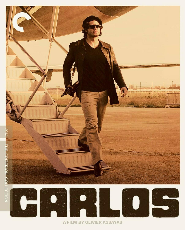 CARLOS - BLURAY