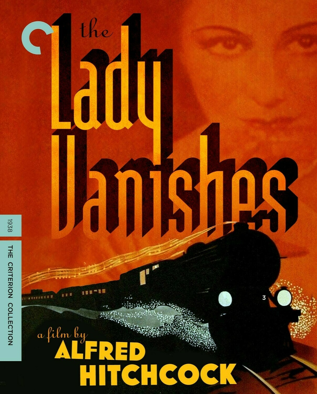 THE LADY VANISHES - BLURAY