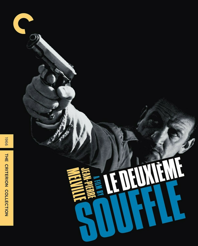 LE DEUXIEME SOUFFLE - DVD