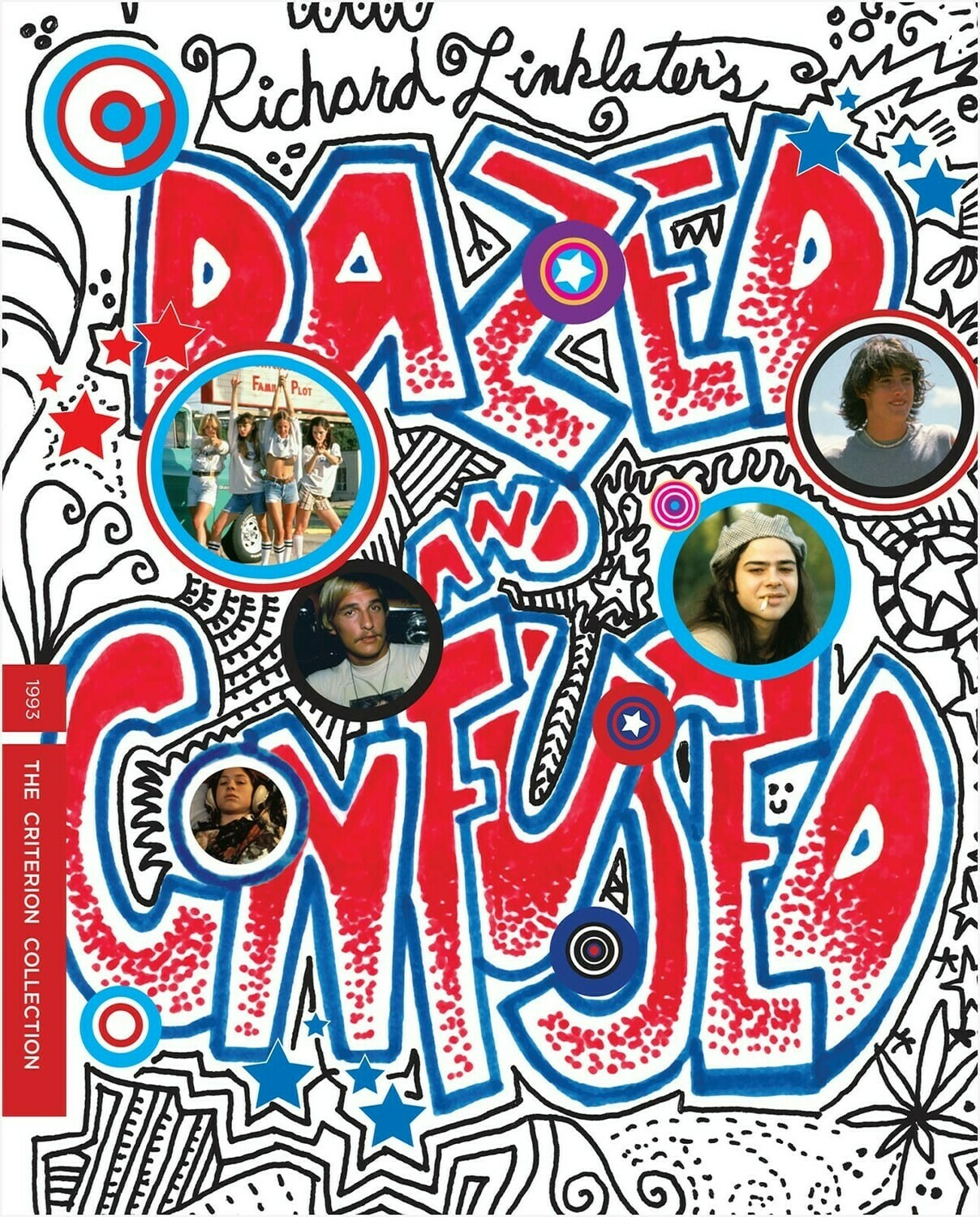 DAZED AND CONFUSED - BLURAY