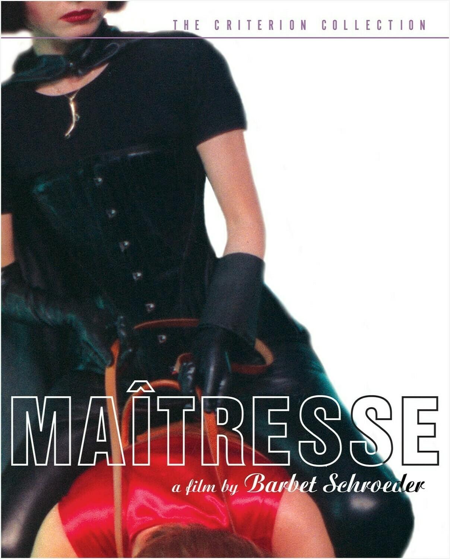 MAITRESSE - DVD
