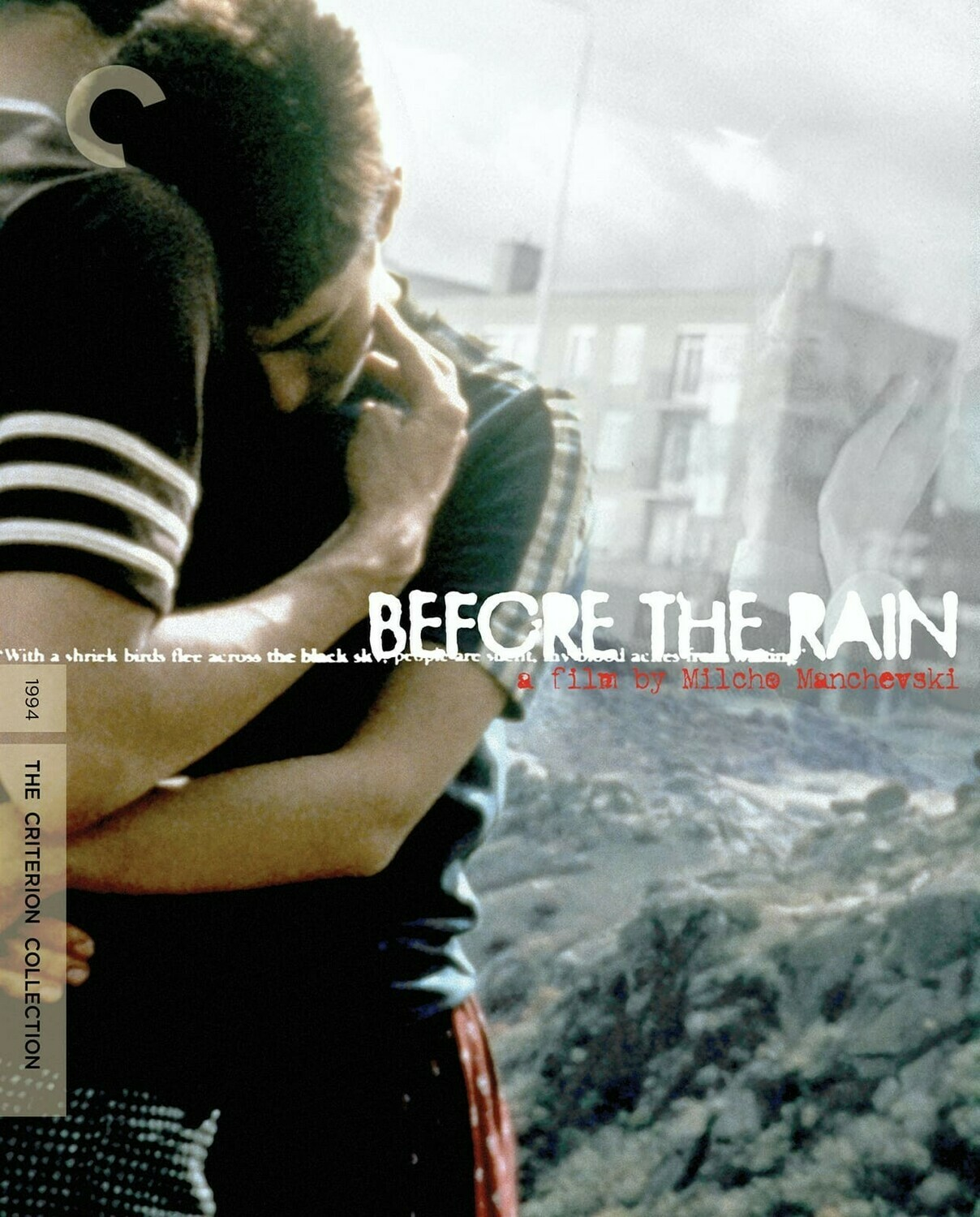 BEFORE THE RAIN - DVD