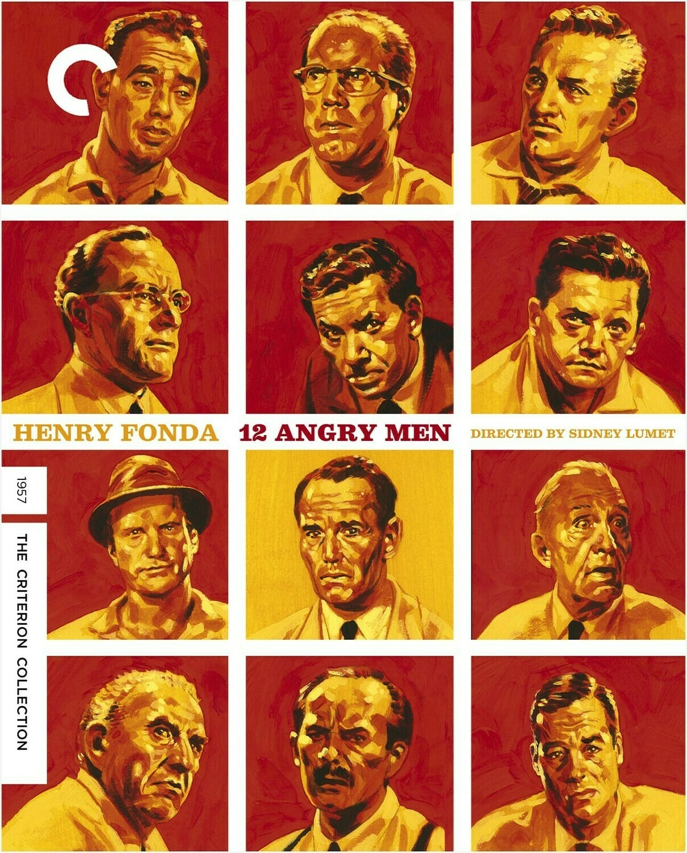 12 ANGRY MAN - BLURAY