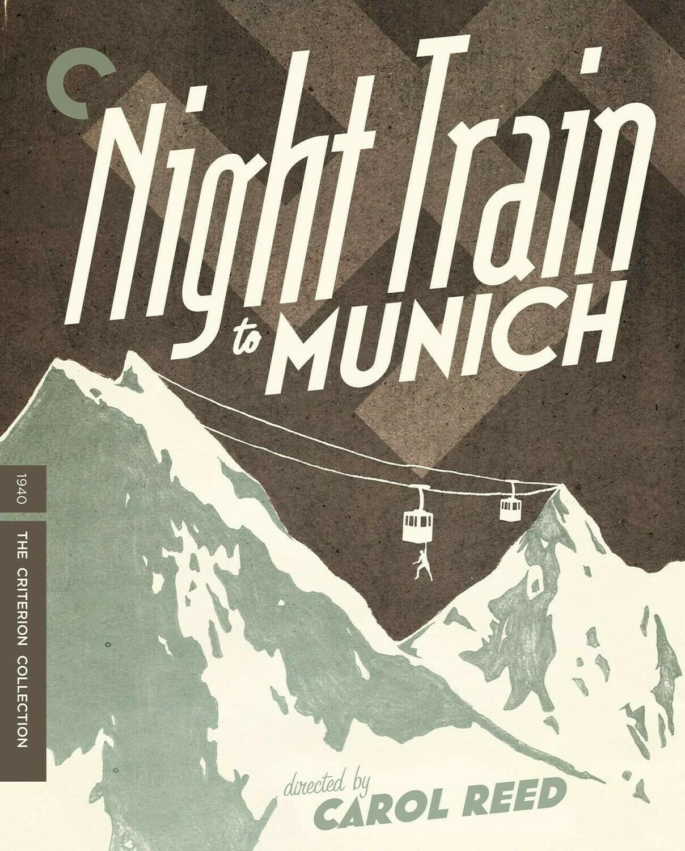 NIGHT TRAIN TO MUNICH - DVD