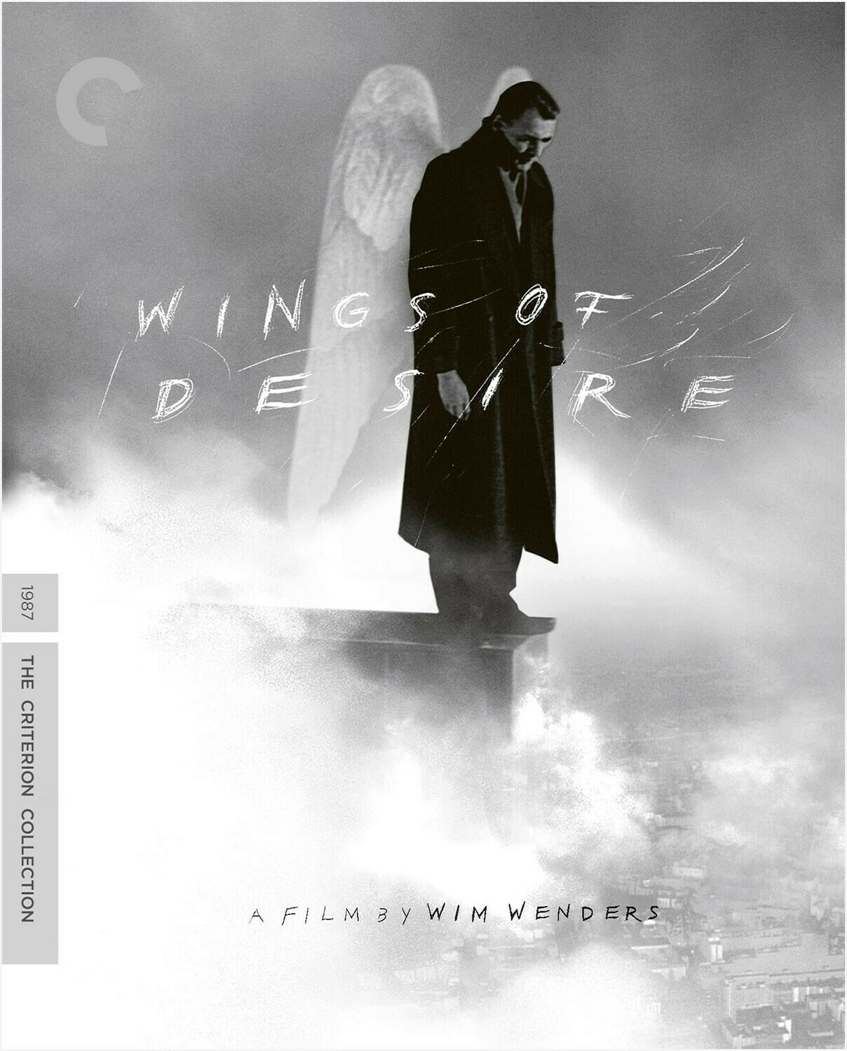 WINGS OF DESIRE - BLURAY