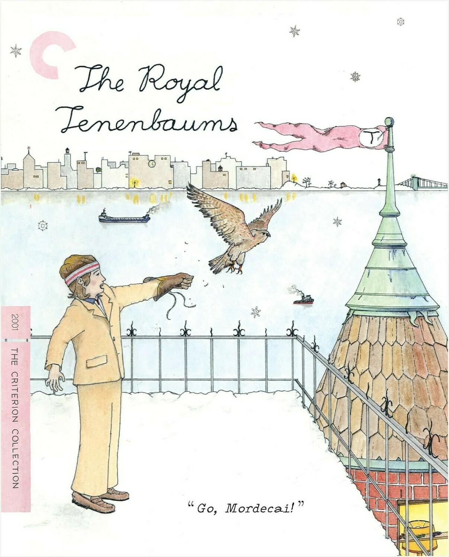 THE ROYAL TENENBAUMS - BLURAY
