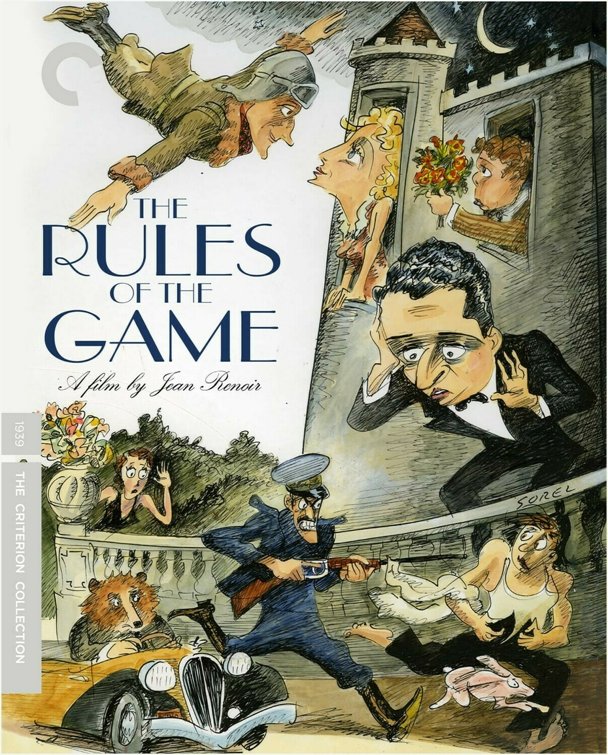 THE RULES OF THE GAME - BLURAY