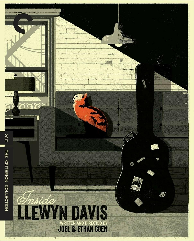 INSIDE LLEWYN DAVIS - BLURAY