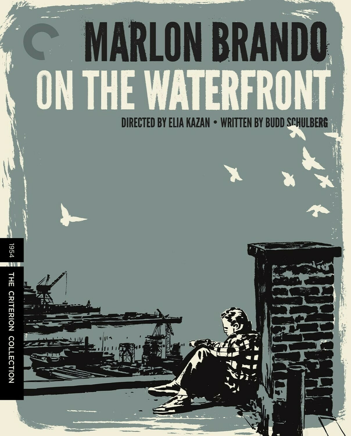 ON THE WATERFRONT - BLURAY